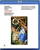 J.S.バッハ : クリスマス・オラトリオ BWV248 (全曲) (Johann Sebastian Bach : Christmas Oratorio | Weihnachts-Oratorium / Thomanerchor Leipzig | Gewandhausorchester | Gotthold Schwarz) [Blu-ray] [Import] [日本語帯・解説付]
