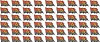 パックを吹いて - 発泡設定ミニ旗/旗 - 20x12mm - 自己粘着ラベル - Angola - オフィス、学校や家庭用ステッカー - 54 作品