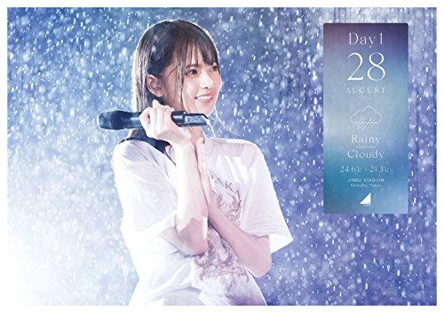 4th YEAR BIRTHDAY LIVE 2016.8.28-30 JINGU STADIUM  Day1 [DVD]