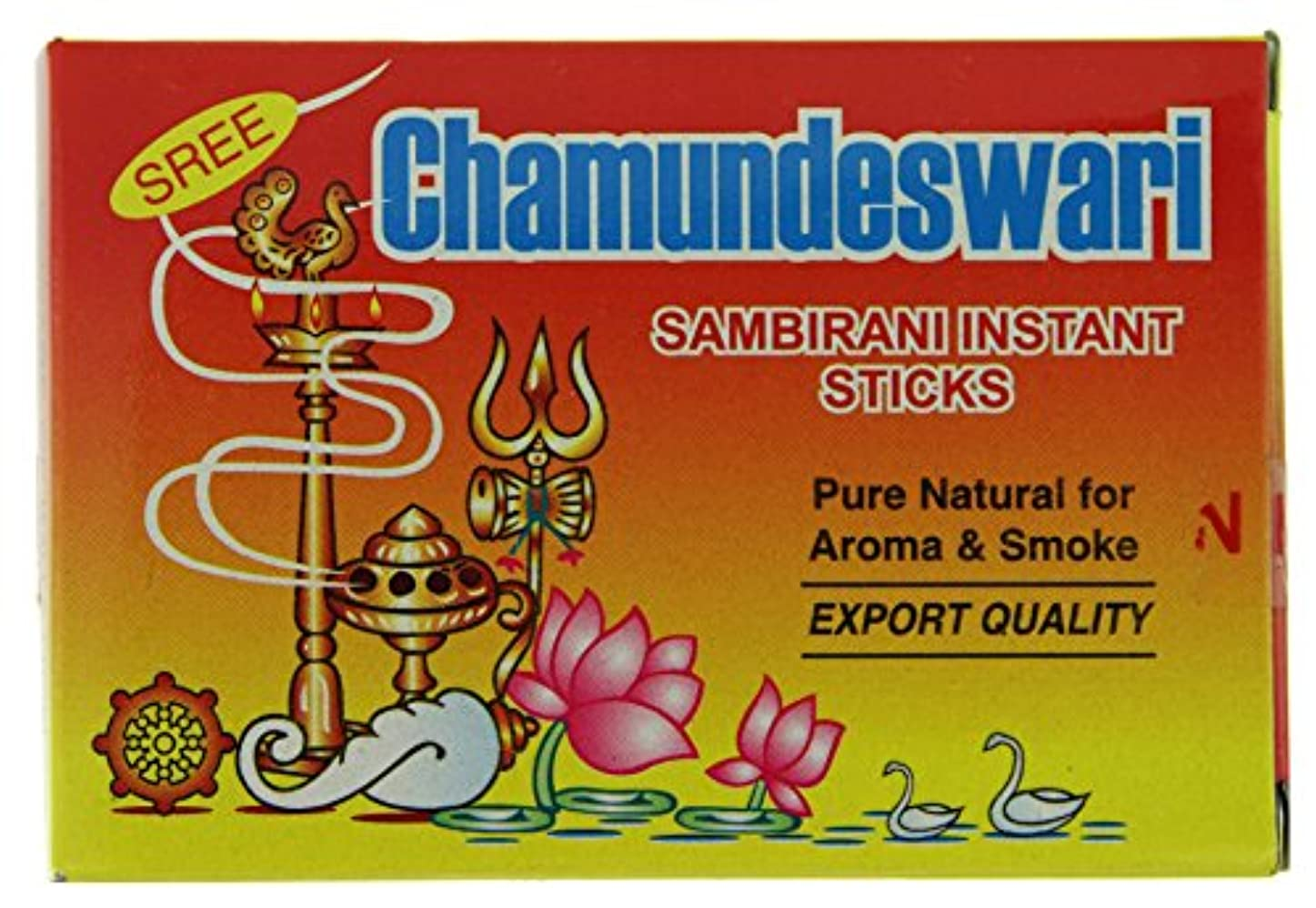 視力有毒抽象Sree Sambrani Instant Sticks – 24 perボックス – 4ボックスのセット販売