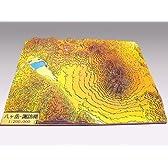 手作り立体地図八ヶ岳・諏訪湖