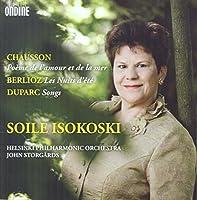 Orchestral Songs [John Storgards, Soile Isokoski; Helsinki Philharmonic Orchestra ] [ONDINE: ODE 1261-2] by Soile Isokoski
