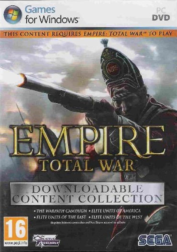 鹿液化する給料Empire Total War Downloadable Content Collection (輸入版)
