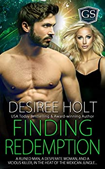 Finding Redemption (Guardian Security Book 5) by [Holt, Desiree]