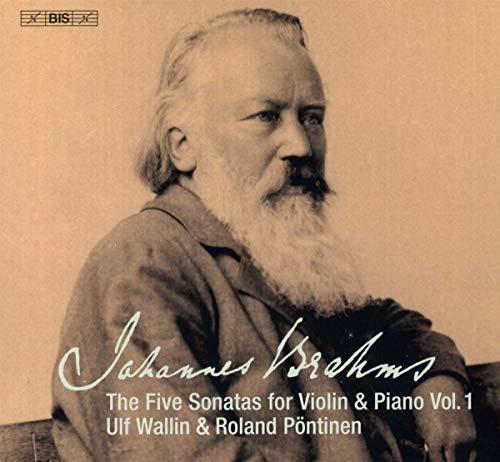5 Sonatas Violin & Piano 1