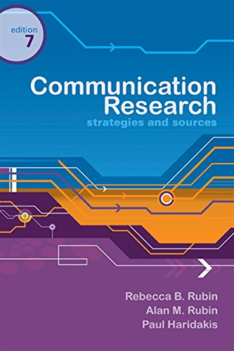 Download Communication Research: Strategies and Sources 0495095885