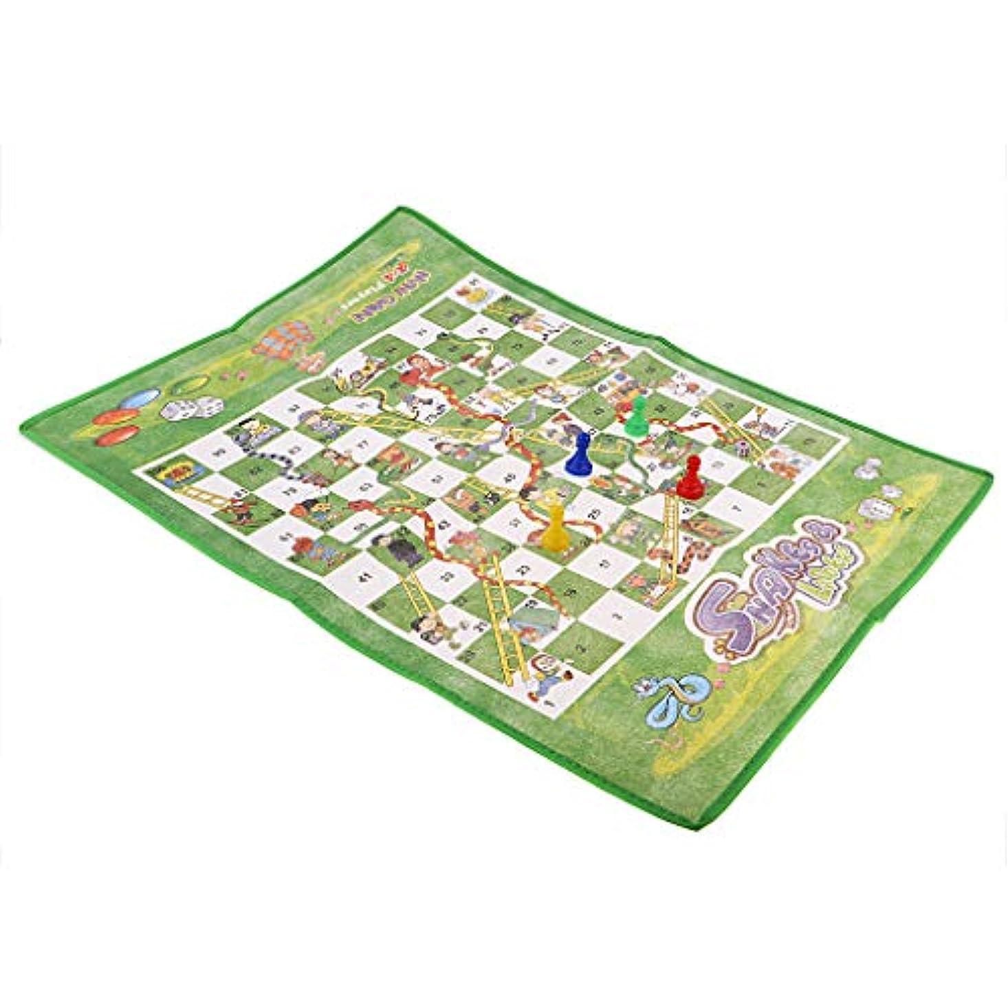 疑問を超えて時々サミュエルchiwanji 子供 おもちゃ チェス フライングルードチェス スネークとラダー ボードゲーム 教育玩具 ギフト
