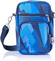Ju-Ju-Be Mini Helix Messenger Style Bag - Blue Steel