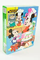 Mickey Mouse Vintage 100 Piece Jigsaw Puzzle