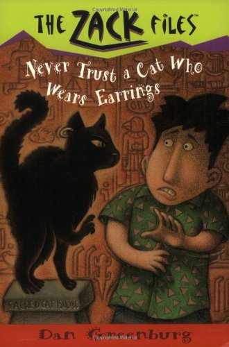 Zack Files 07: Never Trust a Cat Who Wears Earrings (The Zack Files)の詳細を見る