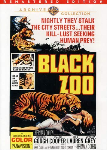 Black Zoo [DVD]