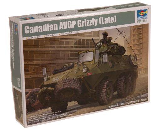 1/35 カナダ軍 グリズリー 6×6 装輪装甲車改