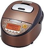 タイガー 炊飯器 1升 IH ダークブラウン 炊きたて 炊飯 ジャー JKT-B182-TD  Tiger JKT-B182-TD