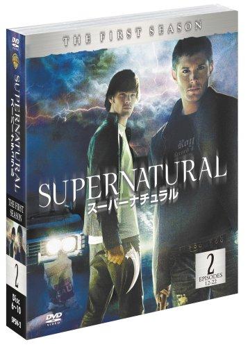 スーパーナチュラル 1stシーズン 後半セット(12~22話収録) [DVD]の詳細を見る