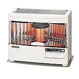 サンポット FF式石油暖房機 カベック (W)ホワイト FFR-7011RF Q W