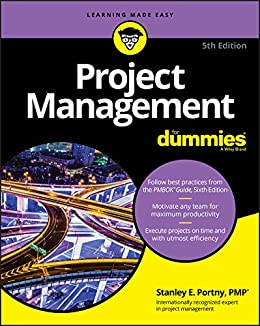 Project Management For Dummies by [Portny, Stanley E.]