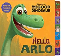 Hello, Arlo! (Disney/Pixar The Good Dinosaur)
