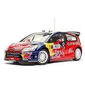 1/18 モータースポーツシリーズ シトロエン C4 '08 WRC #1 (フランス優勝)