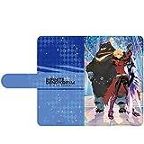 HAKUBA キャラモード インフィニット・デンドログラム vol.5 手帳型マルチスマートフォンケース カード収納 iPhone & Android 両対応 スマホカバー ケース 4977187133431