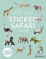 Sticker Safari: Dot Art