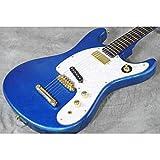 Mosrite/J Ramone Forever Blue Metalflake