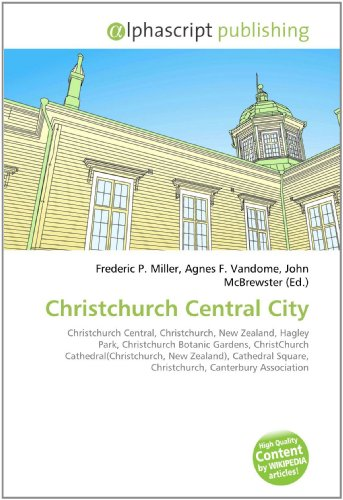 Christchurch Central City