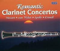 Romantic Clarinet Concertos