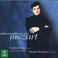 Mozart;Violin Concertos