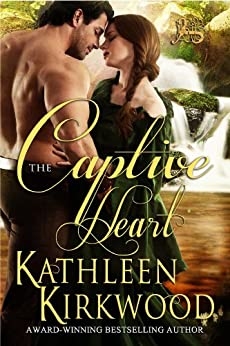 The Captive Heart (Heart Series Book 3) by [Kirkwood, Kathleen, Gordon, Anita]