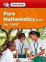 Pure Maths Cape Unit 1 (Caribbean Examinations Council)