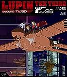 ルパン三世 second-TV.BD-(26)(Blu-ray Disc)