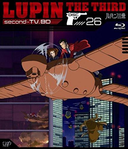 ルパン三世 second-TV.BD-(26)(Blu-ra...