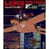 ルパン三世 second-TV.BD-