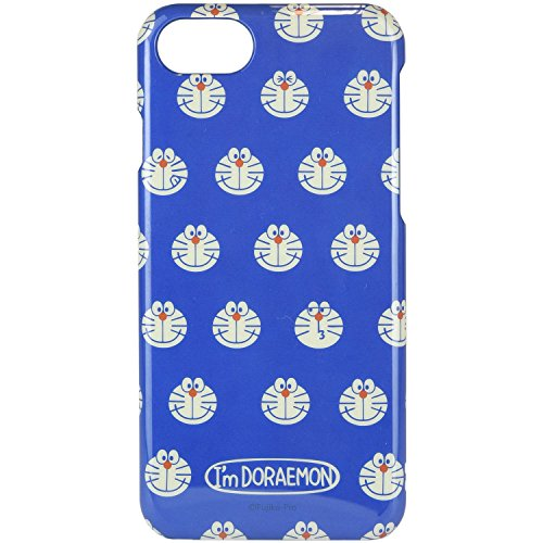 グルマンディーズ I'm Doraemon iPhone7(4.7インチ)対応ハードケース フェイス idr-08bの詳細を見る