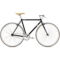 FUJI(フジ) STROLL シングルスピード クロスバイク 19STRLBK56 BLACK 56cm