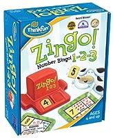 ThinkFun Zingo 1-2-3