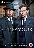 Endeavour Series 1-4 [DVD][PAL](Import)