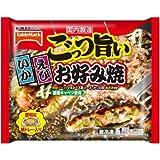 テーブルマーク ごっつ旨い お好み焼 1食入(294g/袋)×12袋 (レンジ調理可)