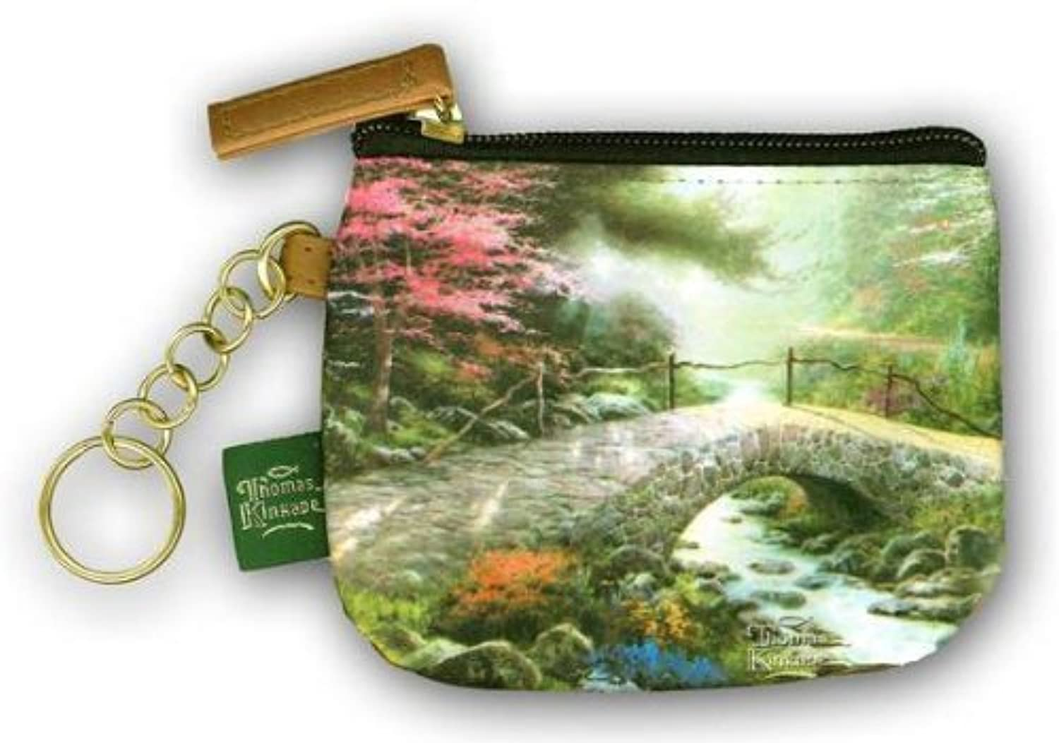Kinkade – Kinkade Coin Purse – Bridge Of Faith by Enesco – 148605