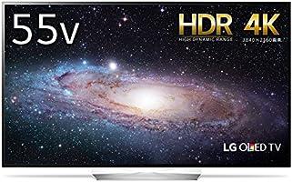 LG 55V型 4K 有機EL テレビ HDR対応 Wi-Fi内蔵 外付けHDD録画対応(裏番組録画) OLED55B7P