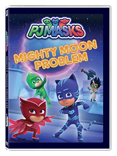 Pj Masks: Mighty Moon Problem
