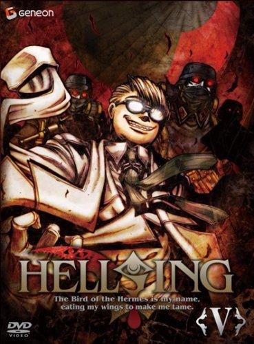 HELLSING V〈初回限定版〉 [DVD]