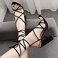 Wedding Shoes, Evening Dress Shoes, Nightclub Shoes, Pumps (Color : Black, Size : 38)