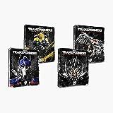 【Amazon.co.jp限定】トランスフォーマー スチールブックセット仕様ブルーレイ(数量限定)(オリジナルA4クリアファイル2枚セット付き) [Blu-ray]
