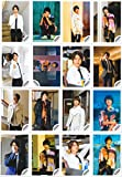 山下智久 アルバム UNLEASHED MV&ジャケ写 オフショット 公式写真 16枚フルセット