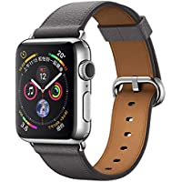 Accessory for Apple Watch Series 4!!!Natarura New Fashion Genuine Leather Watch Band Wrist Straps for Apple Watch Series 4 44MM/40MM!!Halloween Hot Sale!!!