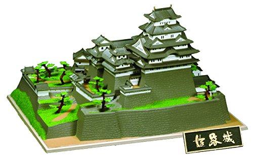 童友社 1/500 日本の名城 国宝 姫路城 プラモデル S21