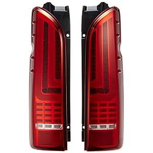 TOMS(トムス)LEDテールランプ ハイエース/レジアスエース 81500-TTH20