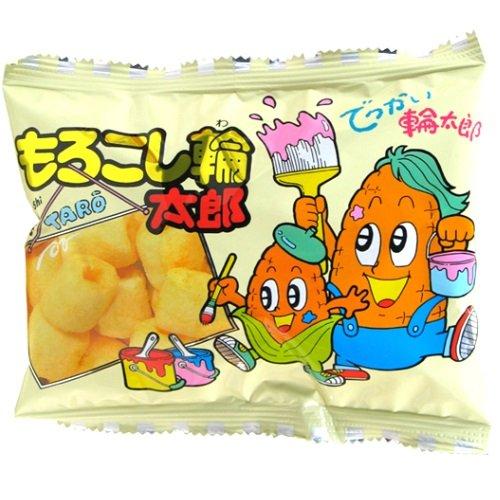 菓道 もろこし輪太郎 17g×30袋