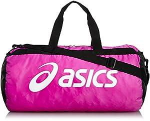 コンパクト収納可能なドラムバッグ。